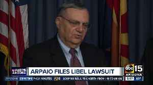 Former Sheriff Arpaio sues New York Times for defamation [Video]
