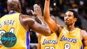 Top 10 Best NBA Super Teams of All Time [Video]