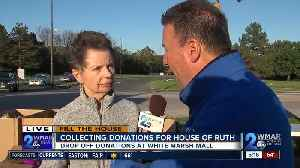 WMAR partners with House of Ruth Maryland to help 'Fill the House' [Video]