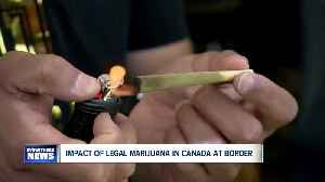 What to know crossing the US-Canada border now that marijuana is legal in Canada [Video]