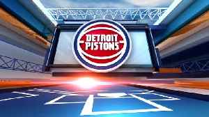 Pistons open the season against the Nets [Video]