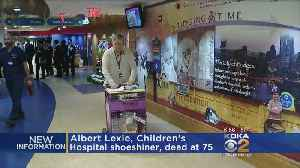Children's Hospital Beloved 'Shoeshine Man' Dies At Age Of 76 [Video]