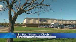 Sears Near State Capitol Building To Close After Half Century [Video]