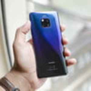 Huawei Mate 20 Pro Hands-on Review [Video]