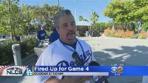 Do Or Die? Dodgers Fans On Edge Heading Into NLCS Game 4 [Video]