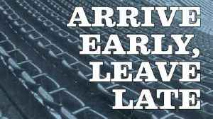 Coming Wednesday: 'Arrive Early, Leave Late,' a new sports podcast from the L.A. Times [Video]