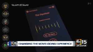 SoundFi looking to upgrade the movie-going experience [Video]