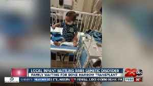Local infant battling rare genetic disorder [Video]