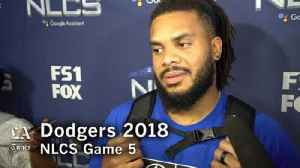 Kenley Jansen on the quick turnaround between Game 4 and Game 5 of the NLCS [Video]