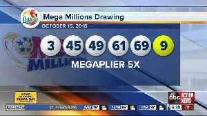 Mega Millions lottery jackpot now $868 million [Video]