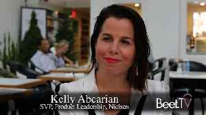 Commonality Of TV Audience Segments Will Ease Buying Friction: Nielsen's Abcarian [Video]