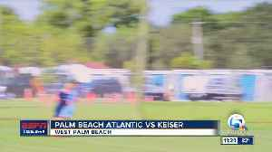 Palm Beach Atlantic beats Keiser Soccer [Video]