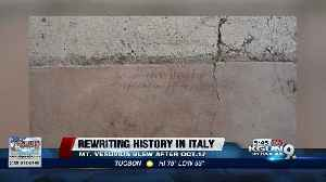 New Pompeii discovery shifts date of Mount Vesuvius eruption [Video]