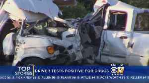 Driver's Drug Use Blamed For Deadly Crash With Texas Church Bus [Video]
