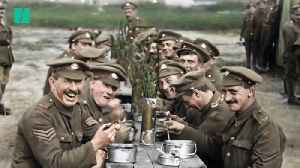 Peter Jackson's New First World War Film Premieres At The BFI London Film Festival [Video]