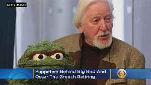Puppeteer Who Plays Big Bird On 'Sesame Street' Retiring After Nearly 50 Years On Show