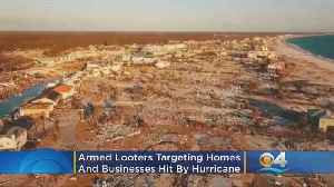 One Week Later: Armed Looters Targeting Powerless Victims Of Hurricane Michael [Video]