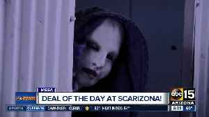 Deal of the Day: Screamin' deal at Scarizona! [Video]