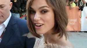 Keira Knightly Won't Let Her Children Watch These Disney Movies [Video]