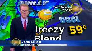 CBS2 Weather Update: 10/17 At 1 P.M. [Video]