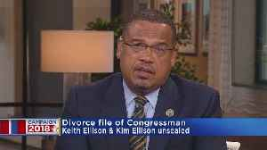 No Abuse Allegations Against Keith Ellison In Unsealed Divorce Documents [Video]