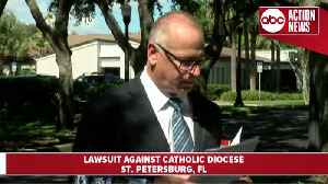 Man sues St. Pete Diocese over alleged abuse | presser [Video]