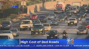 LA Roads Among The Worst In The Nation, Report Finds [Video]