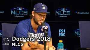 Clayton Kershaw on the pressure to win [Video]