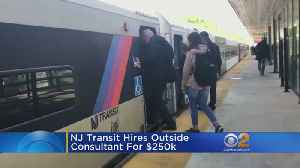 Update: NJ TRANSIT Invests $250,000 To Improve Communication [Video]