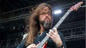 News video: Oli Herbert Lead Guitarist Of All That Remains Has Died