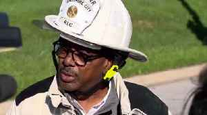 Baltimore Fire Chief Discusses Gas Explosion [Video]
