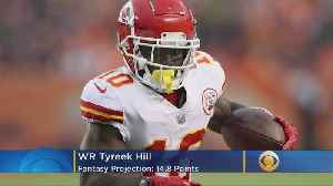 Top Daily Fantasy Players Week 6 [Video]