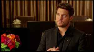 Michael Buble opens up about life after son's cancer [Video]