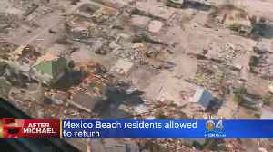Hurricane Michael Relief Efforts Continue As Panhandle Residents Begin Returning Home [Video]