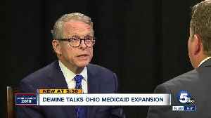 DeWine vows to protect Medicaid expansion and protections for those with pre-existing conditions [Video]