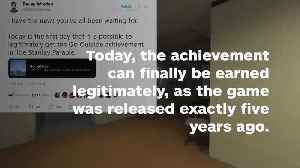 The Stanley Parable's 'Don't Play for 5 Years' Achievement Can Finally Be Unlocked Today [Video]