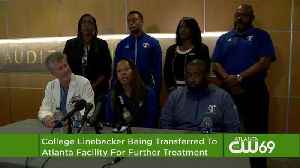 Tennessee State's Abercrombie Moving To Shepard Center [Video]