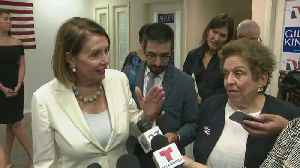Event For Shalala, Mucarsel-Powell Joined By Pelosi Ahead Of Midterms [Video]