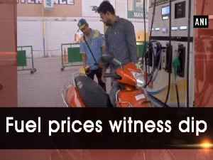 Fuel prices witness dip [Video]