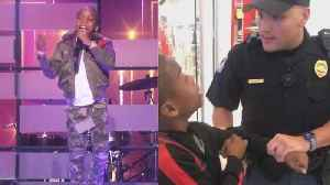 12-Year-Old Rapper Lil C-Note Charged With Disorderly Conduct in Mall [Video]