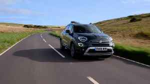 The new Fiat 500X Driving Video [Video]