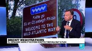 Brexit talks: how would a hard Irish border affect residents? [Video]