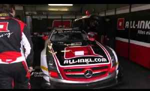 GT1-UK Donington  Qualifying Session- Part 1 -Watch again [Video]