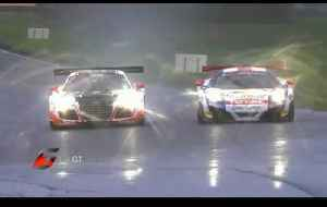 FIA GT - France - Main Race - Watch Again - Nogaro - As streamed [Video]