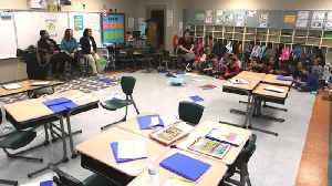 Here's what an active shooter drill for 4th graders looks like [Video]