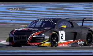 Blancpain GT Series - WRT 2014 Profile & Drivers [Video]
