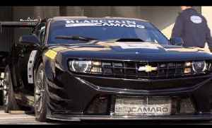 Blancpain GT Series  -  Is that the sound of thunder? -Hans Reiter talks Camaro [Video]