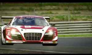 Anthony Kumpen - FIA GT - France - Qualifying - Preview [Video]