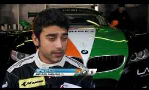 Armaan Ebrahim - FIA GT - France - Preview [Video]