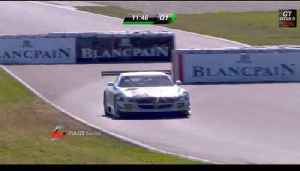 FIA GT Series - Slovakia - Qualifying Session - Round 4 - 2013 - Watch again. [Video]